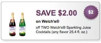 Sparkling Image Coupons Welchs Sparkling Grape Juice Printable Coupons Save 2