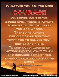 Image result for pictures of courage