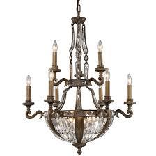 elk 2497 6 3 6 millwood 15 light crystal chandelier loading zoom
