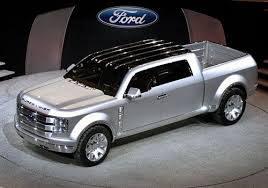Pictures of the Ford Super Chief Pickup Truck