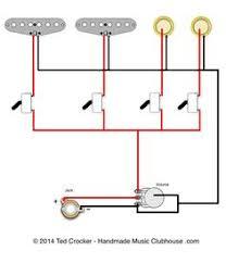cigar box guitar piezo wiring diagrams guitars 2 single coils 2 piezos 1 vol 4 mini on off switches