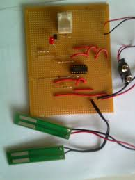 electronics engineering mini projects seminar topics 2017 water tank level controller using water level sensor