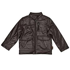 boys faux leather motorcycle jacket 4 7