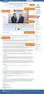 Sample Press Release Business Wire