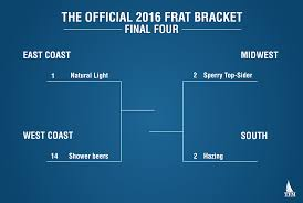 Natty Light Visor Total Frat Move The Official 2016 Frat Bracket Final Four
