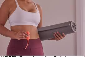kegel exercises for pelvic floor