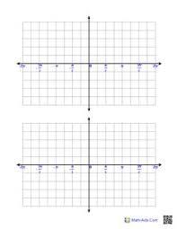 Trig Graph Paper Worksheet Fun And Printable