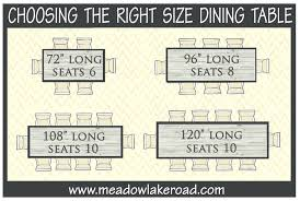 what size round table seats 6 supply content uploads 6 oval dining table size dining room