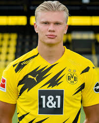 Born 21 july 2000) is a norwegian professional footballer who plays as a striker for bundesliga club borussia dortmund and the norway national team.a prolific goalscorer, haaland is recognised for his pace, athleticism and strength, earning him the nickname the terminator by many of his admirers.he is considered to be one of the best strikers. Erling Haaland