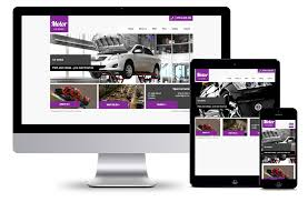 I Want To Build A Website For Free Free Website Template Auto Service White Label Website Builder