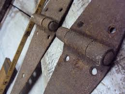 Old Barn Door Hinges Item — Derektime Design : Install Decorative ...