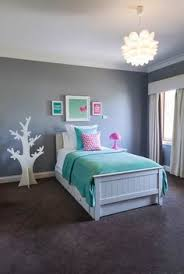I've just finished this cool mint and pink room for a 10 year old girl.  I've always loved this color combination - it's pretty,.