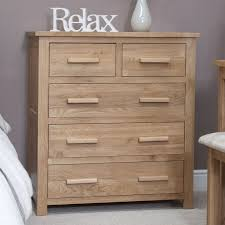 Large Bedroom Chest Of Drawers Eton Solid Modern Oak Furniture 2 Over 3 Bedroom Chest Of Drawers