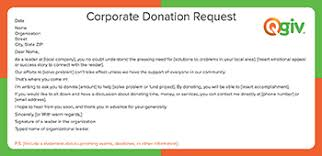 letter asking for donations from businesses 4 awesome and effective fundraising letter templates