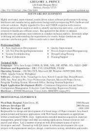 Sample Resume for Experienced Mainframe Developer Lovely Job Resume  software Developer Resume Samples Free software