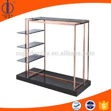 furniture for hanging clothes. black painting hanging clothes standclothes shop furniture for
