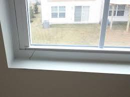 vinyl window frame repair