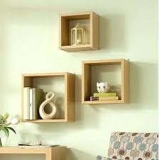 Oak Corner Floating Shelves Adorable Corner Shelf With Light Floating Wall Cube Box Shelf Shelves Light