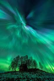 Northern Lights Norway 2015 Fast Solar Wind Causes Aurora Light Shows Nasa