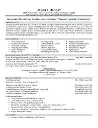 Electrical Engineer Resume Sample Free Resume Samples For Apprentice