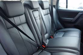 land rover freelander 2 commercial removable rear seat conversion in leather