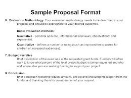 Grant Proposal Template For Non Profit