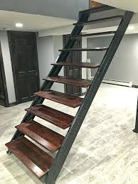 ship ladder staircase basement stairs ship ladder stairs code ship ladder staircase