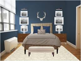 blue interior paintBedroom  Bedroom Paint Color Schemes Green 6 Deep Blue Dreaming