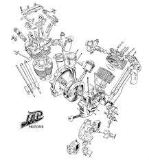 06 harley twin cam engine diagram harley get image about j a p v twin engine diagram custom bobber chopper cafe racer