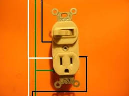 combination switch front view wiring diy mobile home repair how to rewire a single wide at Electric Mobile Home Rewiring