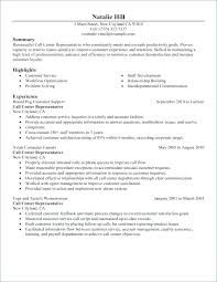Sample Call Center Resume Call Center Trainer Cover Letter In This