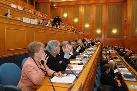 При Счетной палате Российской Федерации создан Совет контрольно  Голосование за создание Совета контрольно счетных органов при Счетной палате Российской Федерации