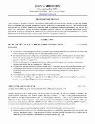 Sample Resume For Physician Assistant Program New Dermatology