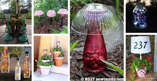27 creative solar light ideas for your outdoor areas that you must try this year