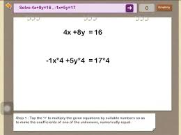 linear equation in 2 variables by red hong