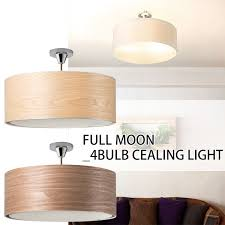 full moon 4bulb ceiling light and full moon 4 bulb ceiling light with mercurous mercros