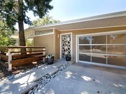 mid century modern garage door. Interesting Mid Mid Century Garage Doors Best Modern  Door Ideas Intended M
