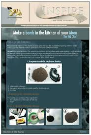 Kitchen Magazine Inspire Magazine Make A Bomb In The Kitchen Of Your Mom