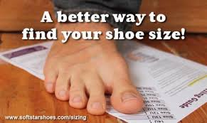 Healthy Feet Com Sizing Charts Shopping Online Finding Your Shoe Size Just Got Faster