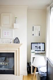 home office nook. 10 Perfect Living Room Home Office Nooks: Short On Space But Not Style Nook