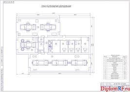 Дипломное проектирование автосервиса с участком ремонта ходовых  все чертежи