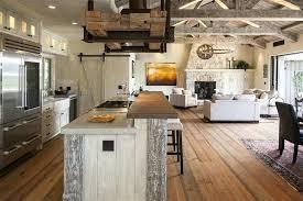 farmhouse sink in island country kitchen with single basin farmhouse sink sliding barn door and reclaimed farmhouse sink