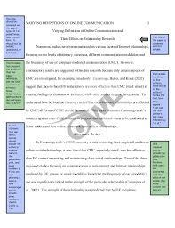 Sample Of Apa Paper  Sample Apa Article Review Paper Basic Format     SlideShare apa format literature review example jpg