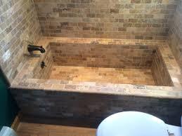 ceramic tile around bathtub unique best 25 bathtub redo ideas ly paneling remodel tub