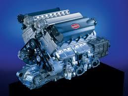 Bugatti Veyron W8 1001 bhp 5 Radiators and titanium parts for ...