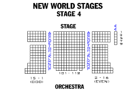 The New Victory Theater Seating Chart Laura Pels Seating