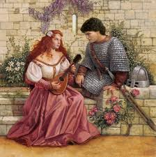 one of the saddest loves tories is that of lancelot and guinevere one of the greatest knights of the roundtable