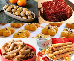 chinese new year goodies calories chart cny special feature snack smart and not regret superwoman
