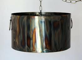 image vintage drum pendant lighting. Brilliant Lighting Metal Cylinder Pendant Light Image Vintage Drum Lighting Industrial   Inside Image Vintage Drum Pendant Lighting A