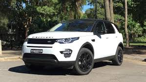 land rover. 2016 land rover discovery sport si4 se